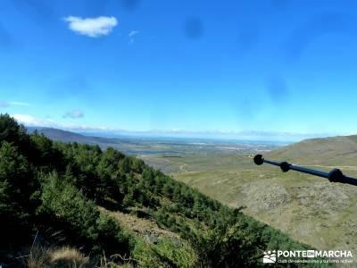 Cascadas de La Granja - Chorro Grande y Chorro Chico; Entre Semana Senderismo;pantalones senderismo